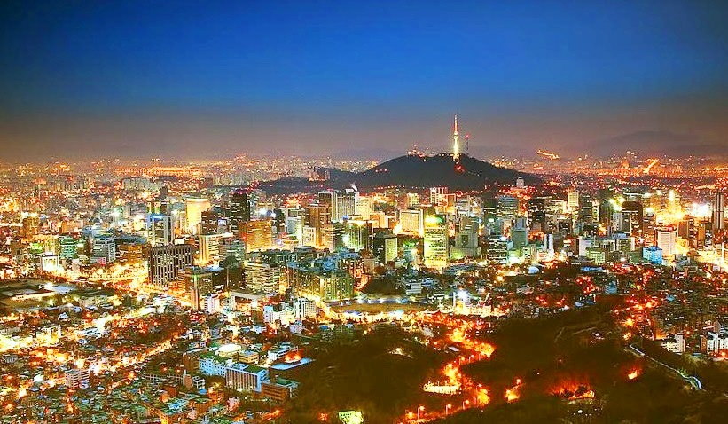 Amazing Shot of Seoul