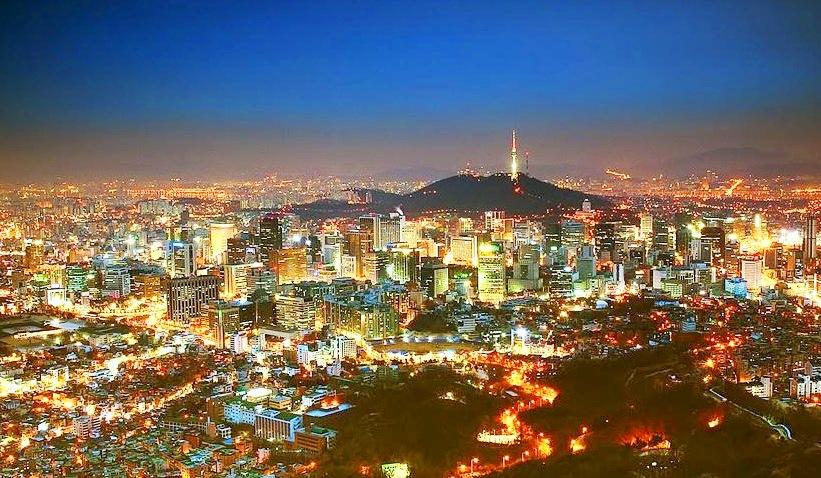 Amazing Shot of Seoul