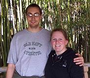 Josh G & Christine B