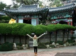 Exploring Korean Temple