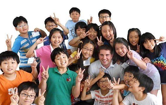 Preparing documents for teaching in South Korea