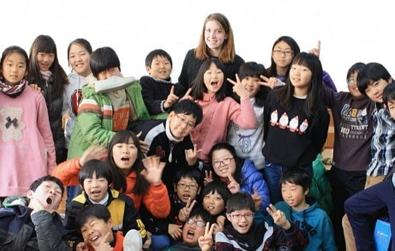 Teaching English to Elementary Students in Seoul
